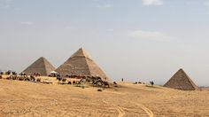 Remains found 40km south of Cairo could be of Egypt's first attempt to build a smooth-sided pyramid, officials say.