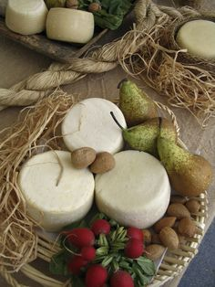 Caciotta cheese- the Itatlian Farmstead cheese. Very easy to make, using all types of milk