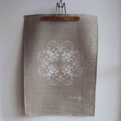linen towel.