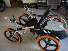 Motorized cargo  Bicycles for Sale | ... electric bike (quadricycle) in Huntington Beach, California For Sale