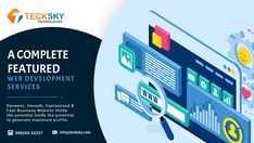 Dynamic, Smooth, Customized, and Fast Business Website holds the potential to generate maximum profits. Hire Tecksky's full-stack developer for a complete-featured website. Visit For more detail | Reach Us Today at info@tecksky.com #websitedesign #ecommerce #WebDeveloper #SEO #graphicdesign #logo #bestwebdesigncompany #Mobileapp #businessdevelop #DigitalMarketing #inventorycontrol #WebDesigning #usa #webdevelopment #ITServices #Technology #SoftwareDevelopment #ecommercedevelopment #tecksky Web Design Company, Best Web, Business Website, Software Development, Mobile App, Ecommerce, Seo, Digital Marketing, Hold On