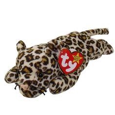 870154c7143 TY Beanie Baby - FRECKLES the Leopard (8.5 inch) Beanie Buddies