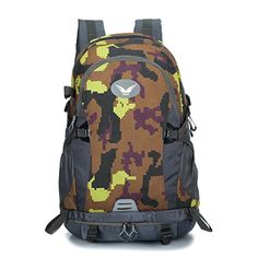 Special Offers - Sfeibo Graffiti Backpack Outdoor Sport Camping Cycling Vintage Rucksack Printed Travel Trekking Bag Hiking Pack (Yellow) - In stock & Free Shipping. You can save more money! Check It (May 19 2016 at 08:33PM) >> http://outdoorgrillusa.net/sfeibo-graffiti-backpack-outdoor-sport-camping-cycling-vintage-rucksack-printed-travel-trekking-bag-hiking-pack-yellow/