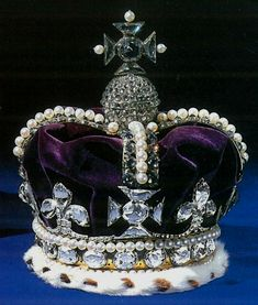 Crown of Queen Mary of Modena, 1685.