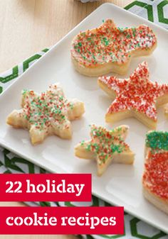 ranging from pecan shortbread to chocolate almond biscotti and more weve got you covered with all the best holiday cookie recipes all in one place