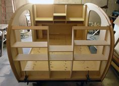 Love this idea of building inside out. Looks like the way to go.