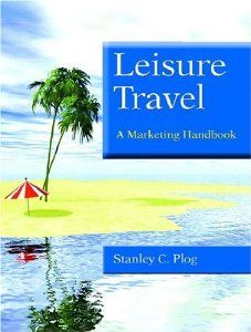 Leisure Travel: A Marketing Handbook by Stanley C. Plog Ph.D.. Save 14 Off!. $49.99. Edition - 1. Publisher: Prentice Hall; 1 edition (August 8, 2003). Publication: August 8, 2003
