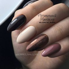 38 Hot Einfach Nagel Kunst Designs Für 2019 38 Hot Easy Nail Art Designs For 2019 Different Nail Designs, Simple Nail Art Designs, Easy Nails, Easy Nail Art, Simple Fall Nails, Hot Nails, Hair And Nails, Gorgeous Nails, Pretty Nails