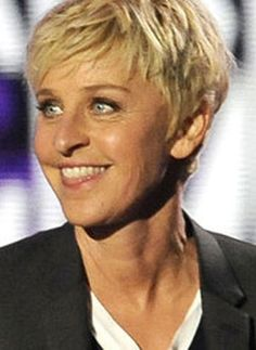 7 Ellen Degeneres Hair Ideas Ellen Degeneres Degeneres Ellen