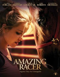 Amazing Racer- 2009 - Starring Michael Madsen, Daryl Hannah, Claire Forlani, and Eric Roberts..