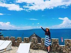 Instagram의 정민영님: 끝나지 않은 여름휴가 | 보라카이  크리스탈코브섬 뭐가 바다고 어디가 하늘인지 . . . . . . . #여름 #휴가 #여행 #필리핀 #보라카이 #크리스탈코브섬 #무인도 #섬 #셀