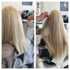 Seamless Tape Hair Extensions Newmarket | Hair Extensions | All Star Prestige Hair Design Studio Inc