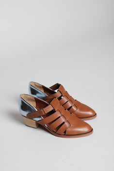 Rachel Comey Bailey (Whiskey Metallic Combo)