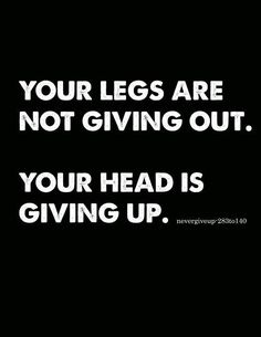 Don&#39 T Give Up Fitness Motivation