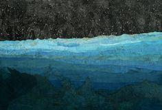 Constellations 1 by Matthew Cusick