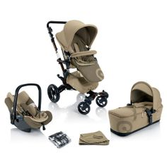 CONCORD Mobility Set Neo AIR+Scout Concord Neo, Travel Set, Baby Travel, Travel System, Prams, Beige, Traveling With Baby, Shopping Hacks, Baby Items