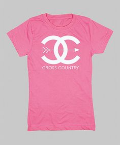 Look what I found on Raspberry 'Cross Country' Arrow Fitted Tee - Girls by KidTeeZ Cross Country Quotes, Cross Country Shirts, Cross Country Running, Xc Running, Running Shirts, Running Workouts, Cross County, Track Quotes, Team Mom