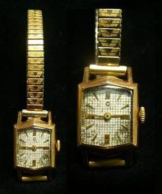 Citizen シチズン17石アンティーク腕時計0916G15Q Watch Antique ¥2000yen 〆07月24日