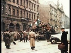The Hungarian Revolution of 1956 was a spontaneous nationwide revolt against the government of the People's Republic of Hungary and its Soviet-imposed policies, lasting from 23 October until 10 November World History, World War Ii, Dalida, Central Europe, Budapest Hungary, My Heritage, Cold War, Eastern Europe, Albania