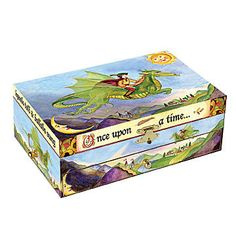 Dragon's World Music Box - Honeybee Toys