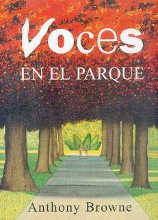 ÁLBUMES ILUSTRADOS: VOCES EN EL PARQUE
