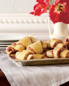 dried cranberries holiday cookies can freeze orange cranberry rugelach ...