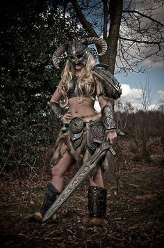 SHE DID AMAZING ON THIS ARMOR