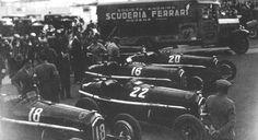 Alfa Romeo Scuderia Ferrari 1930