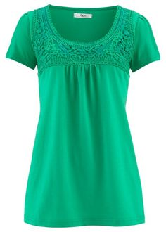 bc626c2ecd4eaf Originelles Tunika-Shirt in Lagenoptik mit schwingendem Saum. SaumTunic  TopsTunic. Shirt mit Kurzarm, bpc bonprix collection