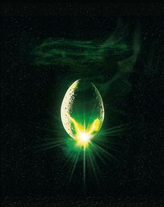 Poster de cinema! 80 pôsteres em alta e sem título para você baixar – PapodeHomem Alien