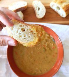 Soupe aux pois à la mijoteuse | Caroline Cloutier Nutritionniste