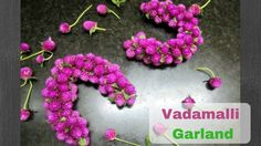 Vadamalli String garland How to string garland Easy garland making is part of How to make garland - Learn how to string garland with vadamalli flowers in a simple way This simple and quick garland making tutorial is so easy even beginners can do it easily Flower Garland Wedding, Paper Flower Garlands, Bridal Hair Flowers, Floral Garland, Flower Decorations, Paper Flowers, Garland Making, How To Make Garland, Art Floral