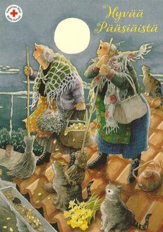 Comics - Inge Look, Grannies Howling at the Moon | Flickr - Photo Sharing!