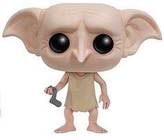 Oferta: 6.48€ Dto: -38%. Comprar Ofertas de Funko - Dobby figura de vinilo, colección de POP, seria Harry Potter (6561) barato. ¡Mira las ofertas!