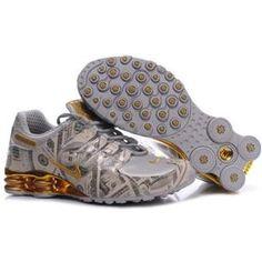 22fa3cb199b 378341 601 Nike Shox NZ Grey Grey J04052 Cheap Nike