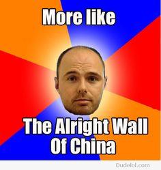 "Hahaha ""An Idiot Abroad"""