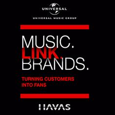 Informe industria musical: Music.Link.Brands