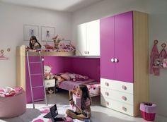 Camere per bambini versatili e sicure   Camerette Girotondo