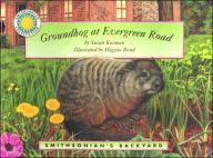 The Paperback of the Groundhog at Evergreen Road (Smithsonian's Backyard Series) by Susan Korman, Higgins Bond Happy Groundhog Day, Fiction And Nonfiction, Evergreen, Audio Books, Backyard, Illustration, Shadows, February, Valentines