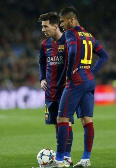Neymar E Messi, Neymar Football, Messi 10, Neymar Barcelona, Barcelona Players, Camp Nou, Lionel Messi, World Cup 2014, Soccer Players