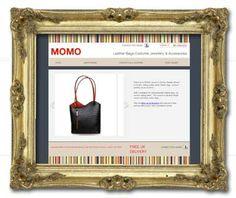 new website for camden ladies bag and accessory shop in camden  www.momocamden.co.uk