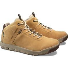 Caterpillar Heatscape Gore-Tex® Boot featuring polyvore, men's fashion, men's shoes, men's boots, mens gore tex shoes, caterpillar mens shoes, caterpillar mens boots and mens gore tex boots