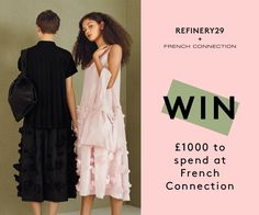 Enter to win £1000 at French Connection