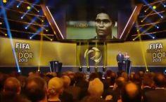 Il più grande giocatore portoghese di tutti i tempi #pallonedoro pic.twitter.com/04jiBFTuTv