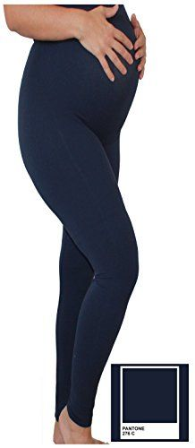 cfeab00841a7f2 E4M Maternity Pregnant Women Leggings Navy, SELLER From USA at Amazon  Women's Clothing store: