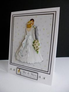 WT480 ~ Wedding Decoupage by sistersandie - Cards and Paper Crafts at Splitcoaststampers