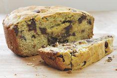 Chocolate Chip Banana Sweet Potato Bread, Vegan + Gluten-Free - The Colorful Kitchen