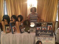 Fatasha Cummings Realestate & Wig