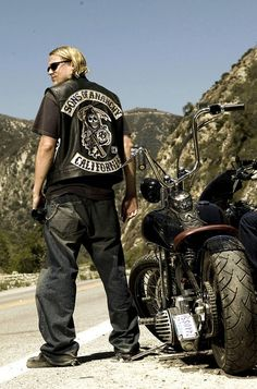 harley davidson | Tumblr I always wished his pants were tighter... yummy