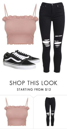 """Untitled #80"" by kacis-kacis on Polyvore featuring AMIRI and Topshop"